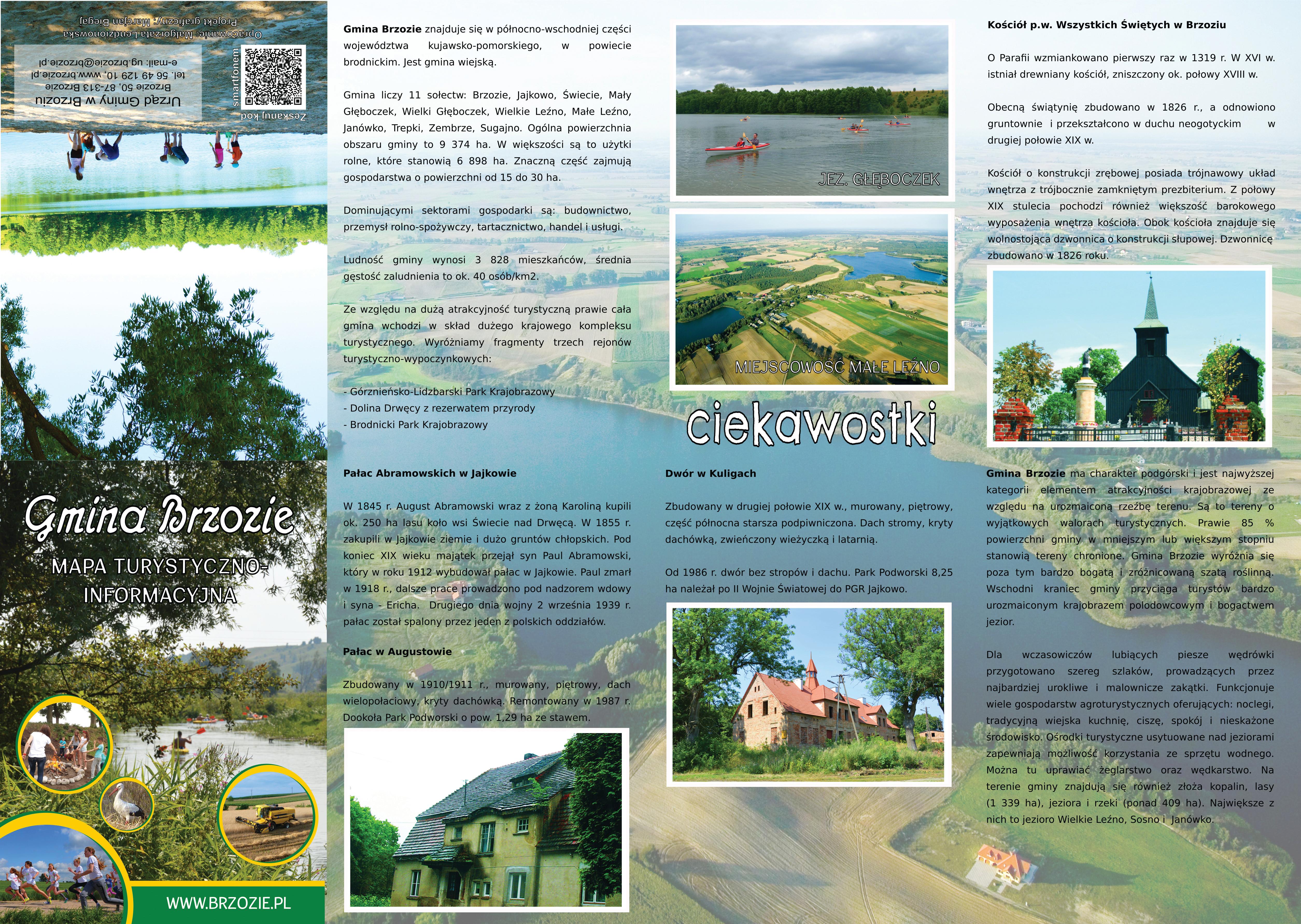 Mapka turystyczna STR 2 A3 - Mapka turystyczna