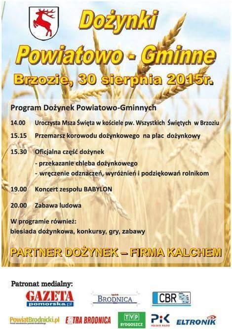 FB IMG 1440597243604 - Brzozie. Dożynki Powiatowo-Gminne