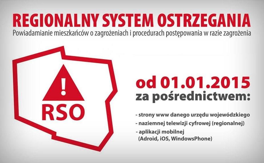 Regionalny System Ostrzegania