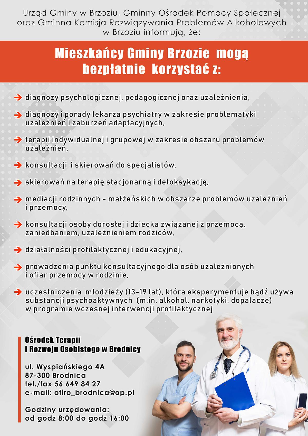 Bezpłatne-konsultacje