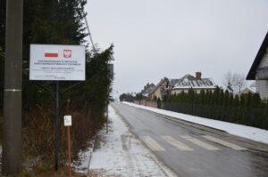 Droga gminna Brzozie – Brzozie Lubawskie