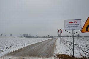 Droga gminna Brzozie – Zembrze