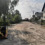 Kolejna inwestycja w gminie Brzozie. Trwają prace na osiedlu w Wielkim Głęboczku
