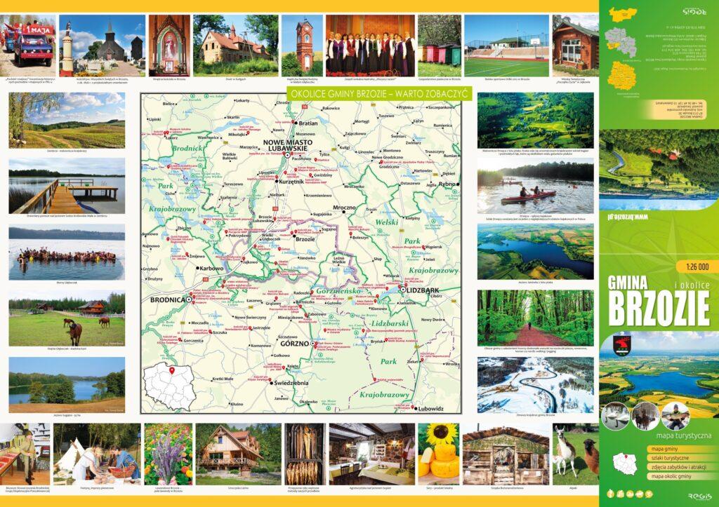 Gmina Brzozie - mapa turystyczna v.2 - strona 2