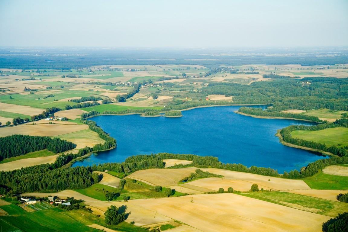 Jezioro Wielkie Leźno